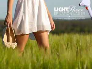 LightSheerEpilationLaserLegs